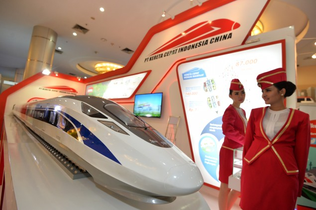 Ministries to Discuss Jakarta-Surabaya Rail Project