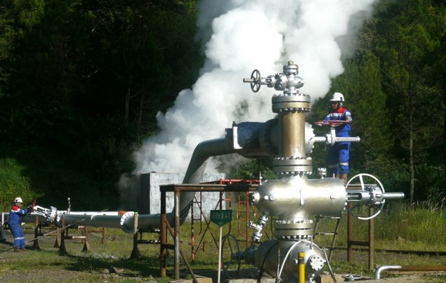 Gov't to Develop Geothermal Energy in Flores Island