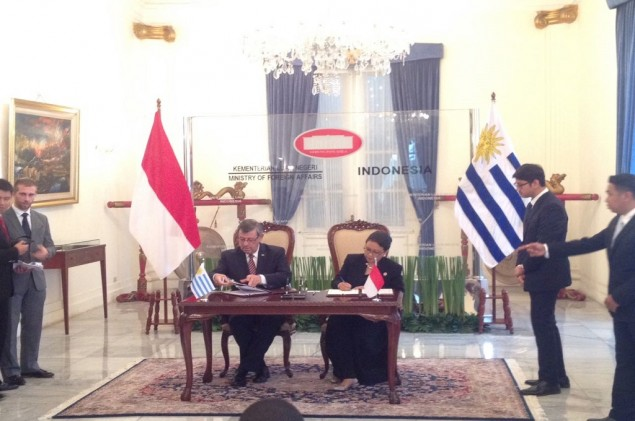 Uruguay to Open Embassy in Indonesia
