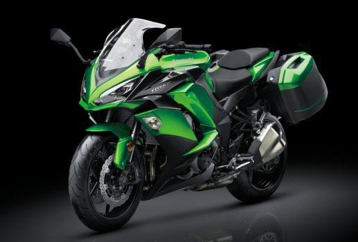 Ninja 1000 2017 <i>Upgrade</i> Sistem Elektronik