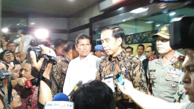 Jokowi Vows to Eradicate Illegal Retribution