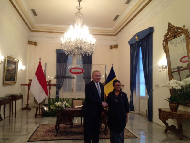 Indonesia & Romania to Strengthen Economic Cooperation