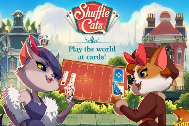 Kreator Candy Crush Luncurkan Game Multiplayer Shuffle Cats