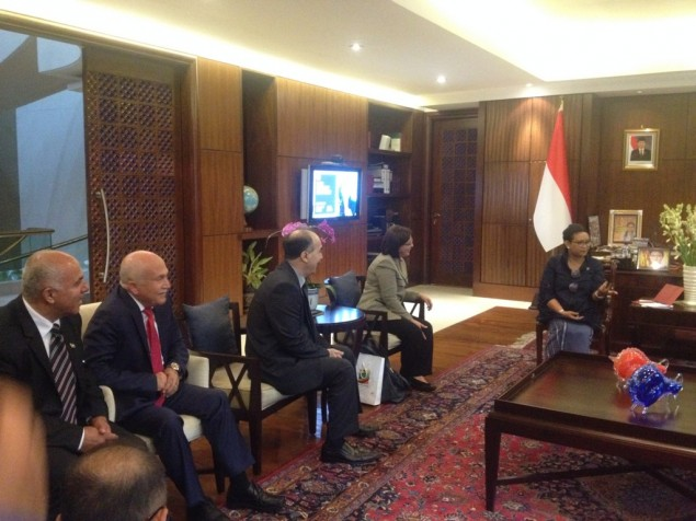 Indonesia Urged to Open Indonesian Language Classes in Palestine