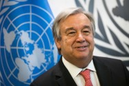 Indonesia Welcomes New UN Chief