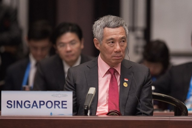 Singapore PM to Visit Indonesia Next Month