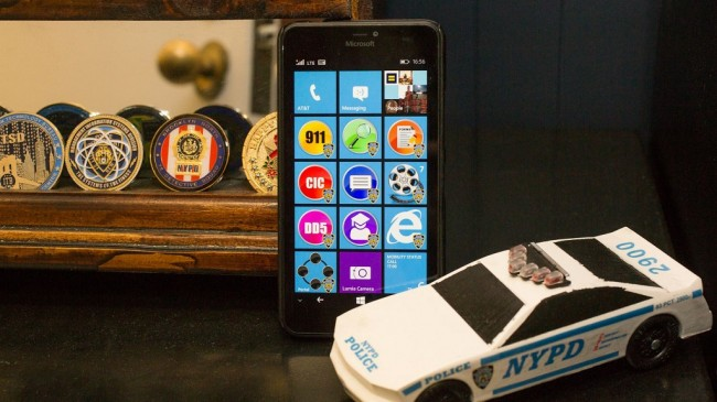 Polisi New York Lebih Suka Pakai Windows Phone