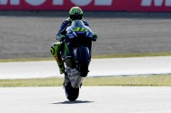 Rossi Raih Pole Position di Motegi