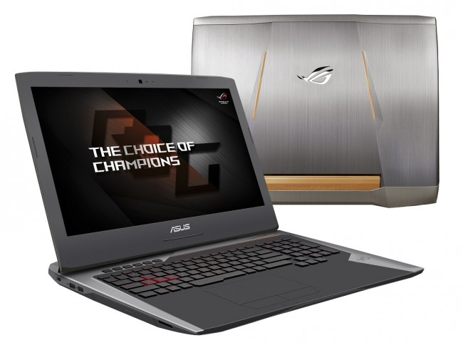 ASUS ROG G752VS, Notebook Super Manjakan Gamer