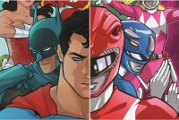Power Rangers akan Bertemu Justice League
