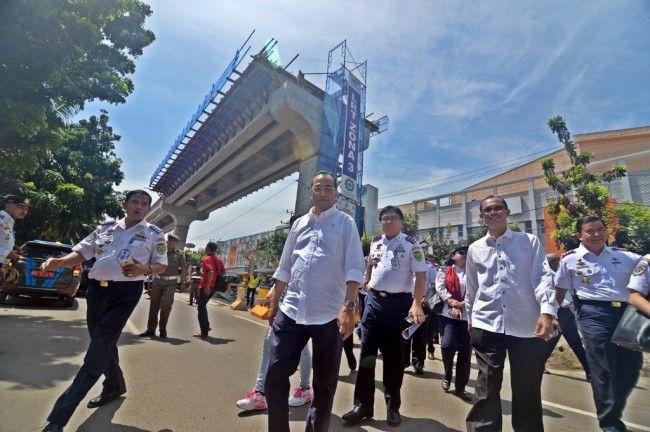 LRT Sumsel Dukung Asian Games 2018
