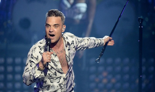 Lagu Baru Robbie Williams Ditulis oleh The Killers