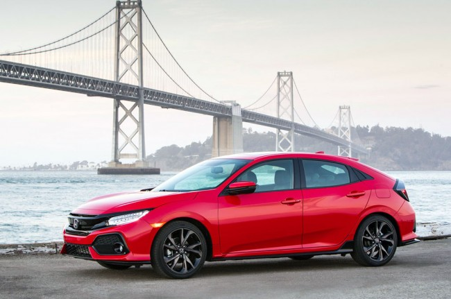 Intip Spesifikasi Honda New Civic Hatchback