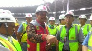 Gelora Bung Karno Stadium Renovation to Complete in October 2017