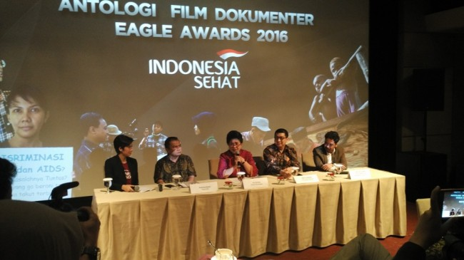 Eagle Awards Documentary Competition Hadirkan Antology Film Dokumenter Kesehatan
