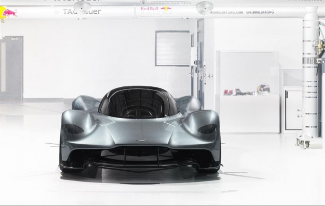 AM-RB 001, Hypercar Karya Adrian Newey