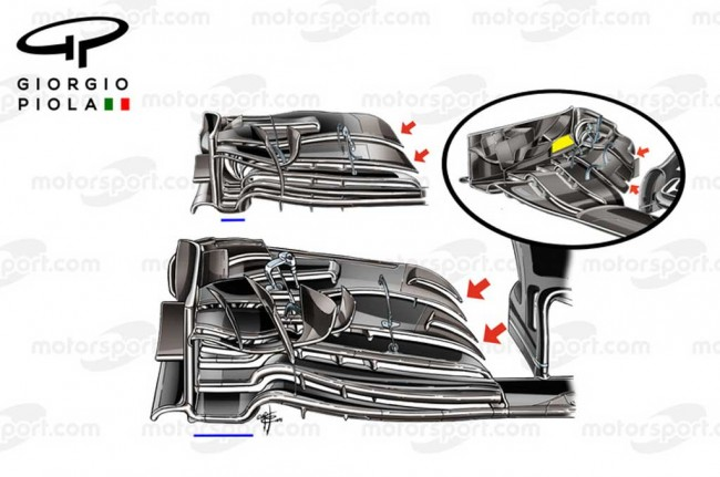 Eksplorasi Sayap Depan, Fokus McLaren Tambah <i>Downforce</i>