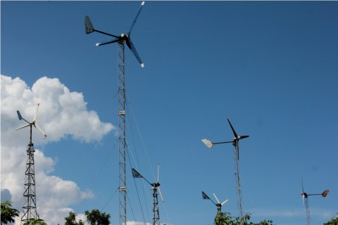 Denmark Interested to Develop Wind Energy in Indonesia