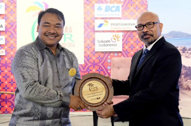 Indonesia Digital Learning Raih The Best CSR Program 2016