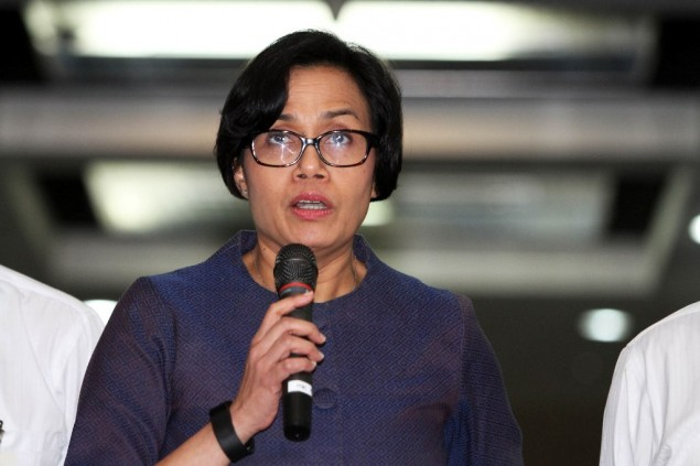 Indonesia's Logistics Performance Still Low: Sri Mulyani