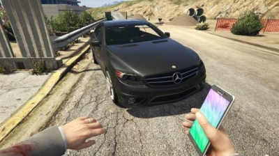 Samsung Jegal Video GTA V yang Tampilkan Bom Galaxy Note 7