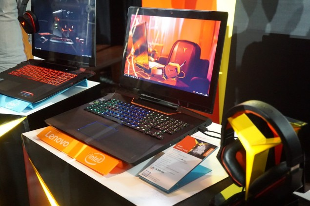 Lenovo Bawa Laptop dan PC Gaming Y900 ke Indonesia