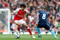 Babak I: Arsenal vs Middlesbrough Sama Kuat Tanpa Gol