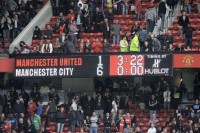 2011: Manchester City Bantai Manchester United 6-1