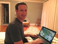 Mark Zuckerberg Ternyata Penggemar Game Civilization