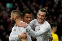 Susunan Pemain Real Madrid vs Athletic Bilbao