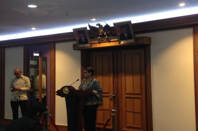 Four Former Hostages in Somalia  in Good Condition: Retno