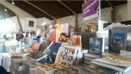 Bank Mandiri Dorong <i>Cashless Society</i> di Pameran Buku Big Bad Wolf Book Sale