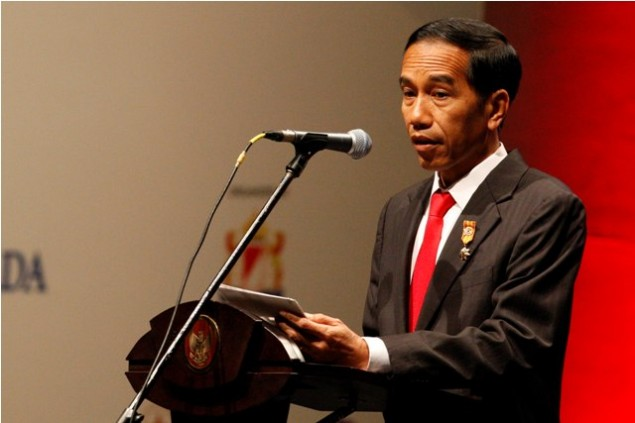 Jokowi to Open Interpol General Assembly Next Month