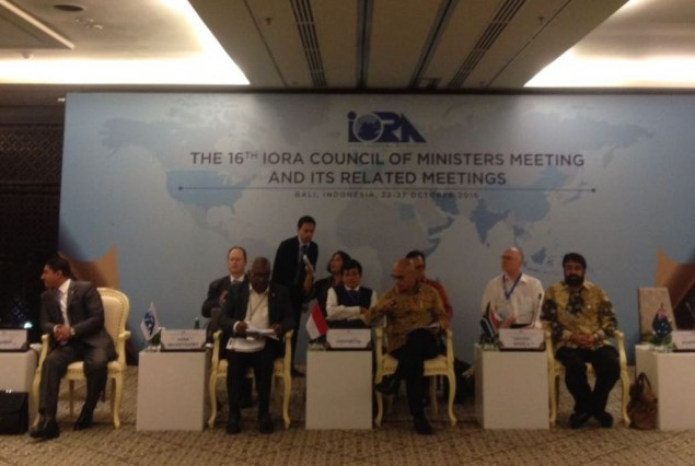IORA Holds Meeting With 7 Dialogue Partners