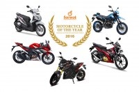 Ini 5 Kandidat FORWOT Motorcycle of the Year 2016