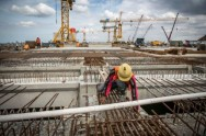 Gov't Allocates Rp387 Trillion for Infrastructure Development in 2017