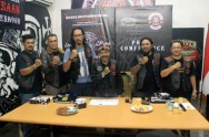 Bikers Brotherhood MC Indonesia <i>Go International</i> pada Ultah ke-28