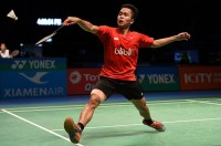 Anthony Ginting Gagal Susul Jonatan Christie ke Perempat Final