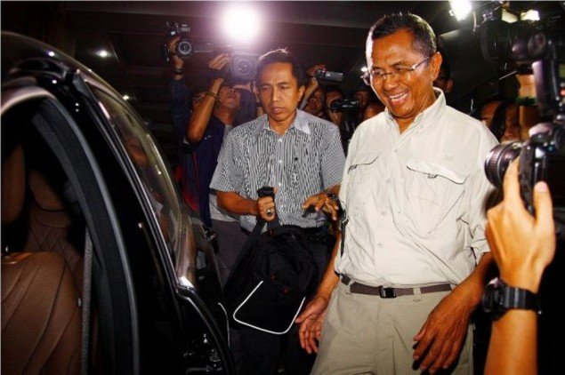 I'm Targeted by People in Power: Dahlan