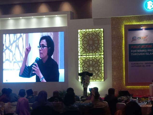 Poverty Is A Challenge for Muslim Countries: Sri Mulyani