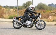 Cafe Racer Baru Royal Enfield Bermesin 750cc