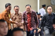 KPK Examines BI Governor As Witness