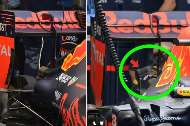 Tambah Downforce, Ricciardo Pasang Monkey Seat