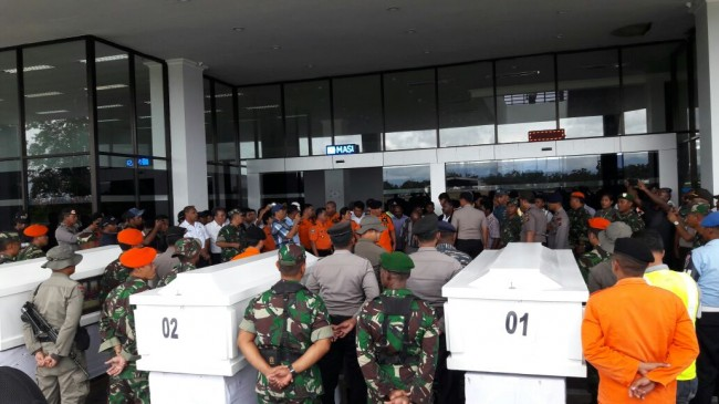 Joint SAR Team Locate Missing Cargo Plane in Papua, Recover 4 Bodies