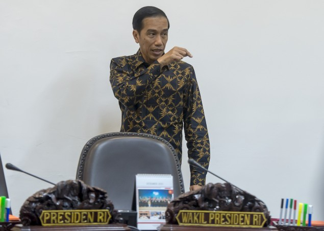 Jokowi Wants 6% Growth in 2018