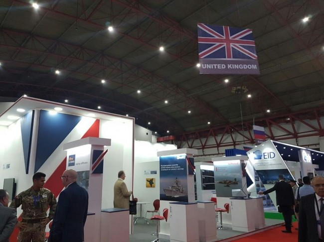 British Companies Join Indo Defence 2016