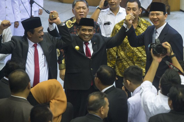 Acting Jakarta Govenor Ready to Secure Regional Election