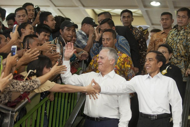 Jokowi to Address Australian Parliament