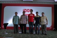 Ignition Gerakan Nasional 1000 Startup Digital Digelar di Bandung