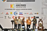 Presiden Buka Indonesia Infrastructure Week 2016